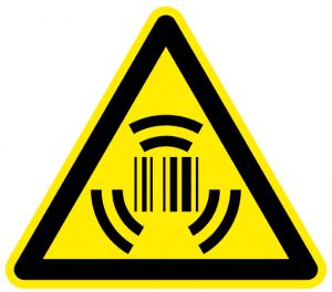 Achtung RFID
